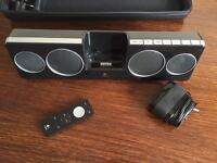 Logitech Pure-Fi 2 iPod speakers with AUX/3.5mm input!!