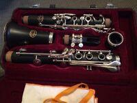 Jupiter Clarinet JCL-631-II Like new