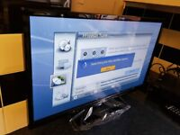 BOXED JMB 24-INCH ULTRA SLIM LED HD TV COMBI,built in DVD PLAYER, Freeview HD,Fully Working