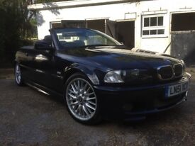 Lovely Bmw 330ci convertible
