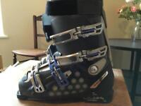 Mens Salomon Ski Boots - Good Condition, Size 9.5
