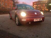 Volkswagen Beetle 2.0 petrol