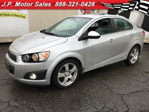 2012 Chevrolet Sonic LT, Automatic, Only 42,000km