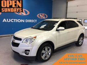 2013 Chevrolet Equinox LT! BACK UP CAMERA! FINANCE NOW!