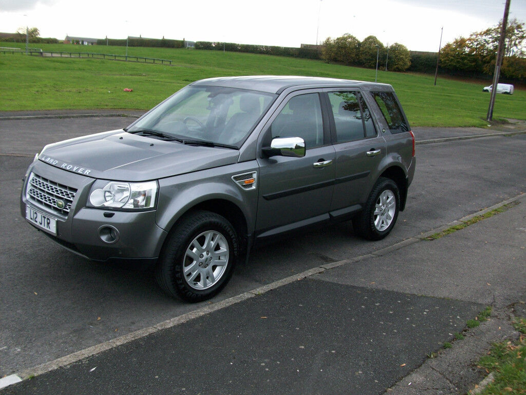 2007 Land Rover Freelander 2 2.2 Td4 XS. WITH PRIVATE PLATE