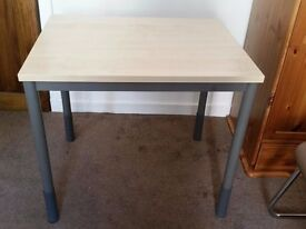 Solid Quality Table Office/Home 60X80cm table for sale Collection High street alloa