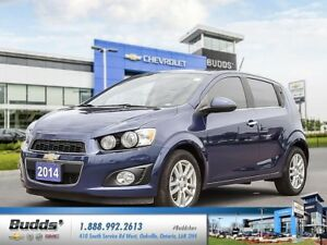 2014 Chevrolet Sonic LT Auto ONE OWNER , CLEAN CAR PROOF ,