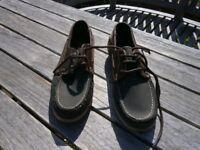 Clifford James Size 5 Deck Shoes