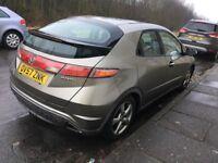 Honda Civic 2.2 diesel will swap for right VAN