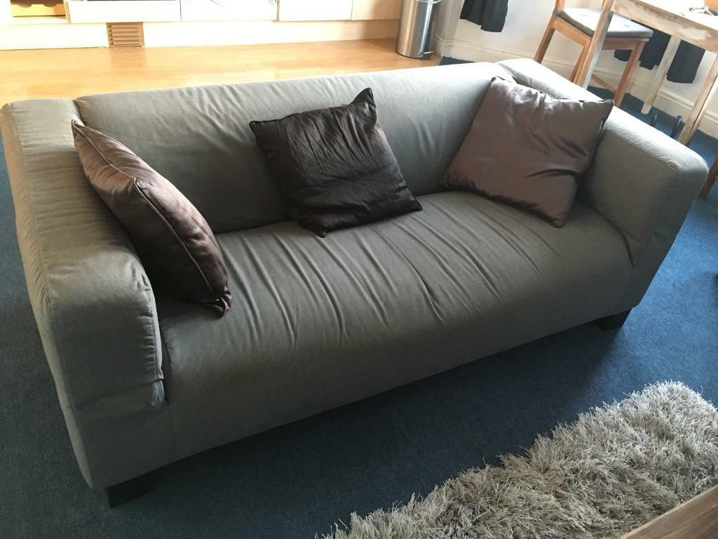 FREE Ikea Grey Klippan Sofa - RRP £179