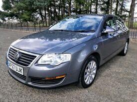 2007..Volkswagen PASSAT 2.0 S 140 TDI DSG AUTO..New MOT..NEW OIL+FILTER.NEW BRAKES..FULL SERVICE.