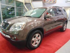 2009 GMC Acadia SLT AWD+7 PASSAGERS+CUIR+TOIT OUVRANT