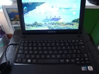 Samsung N-150 windows 7 laptop