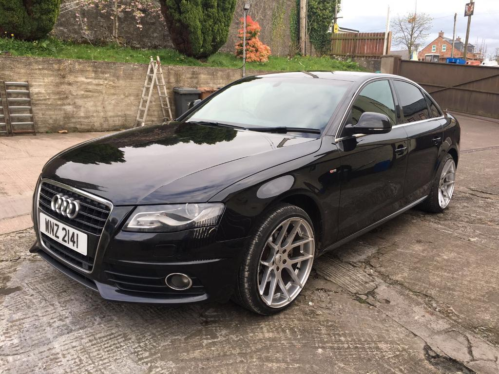 2008 b8 audi a4 sline in armagh county armagh gumtree. Black Bedroom Furniture Sets. Home Design Ideas