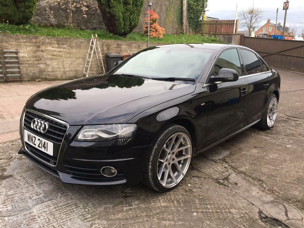 2008 B8 AUDI A4 SLINE | in Armagh, County Armagh | Gumtree