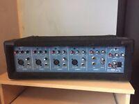 PA System. wharfedale pm-500 Plus 2 Kinetics Speakers
