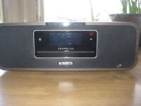 Roberts Sound 100 CD / DAB / FM Digital sound system with dock for iPod and iPhone