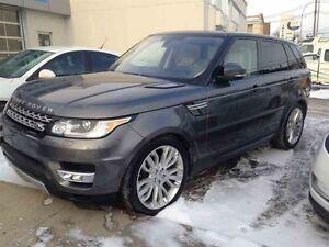 2016 Land Rover RANGE ROVER SPORT 278$/SEMAINE + X  / V6 SE
