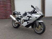 KAWASAKI ZX6R J1 WITH 1 YEARS MOT