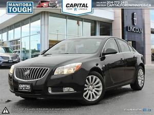 2011 Buick Regal CXL w/1SB **Moonroof-Heated Seats**