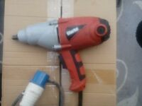 Clarke 240 volt Electric Impact Wrench £30 ono