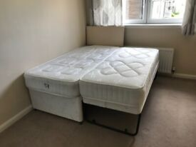 Double Trundle Bed £70