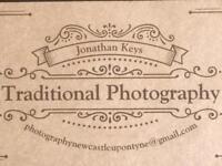 Traditional photographer