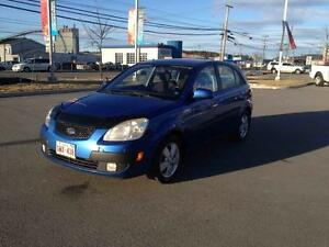 2009 Kia Rio RIO SPORT EX..HEATED SEATS..POWER ROOF..$72 B/W!!
