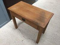 Solid Oak Dressing Table - RRP £150
