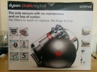 DYSON CY22 Cinetic Big Ball Animal Cylinder Vacuum Cleaner - Brand New And Boxed