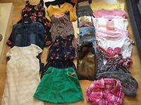 Girls clothes bundle age 9