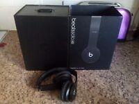 Beats by Dre Solo HD Black