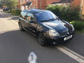 Renault Clio 1.2 dymanique (182 full rep)