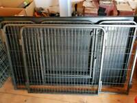 Crufts Puppy/Dog Pen Cage Crate