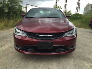 2016 Chrysler 200 S - FWD, 3.6L V6