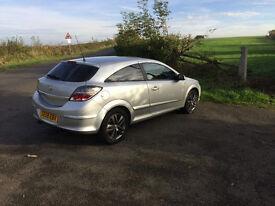 Vauxhall Astra 2008 - 1.6i Petrol SXi Sport Hatch - 3 door