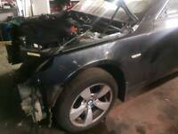 Bmw e61 525d breaking for parts