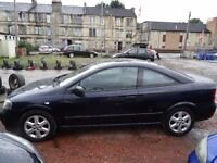swap 53 plate black astra bertone 2dr coupe 90k alloys new tyres drives perfect ex cond swap p/x WHY
