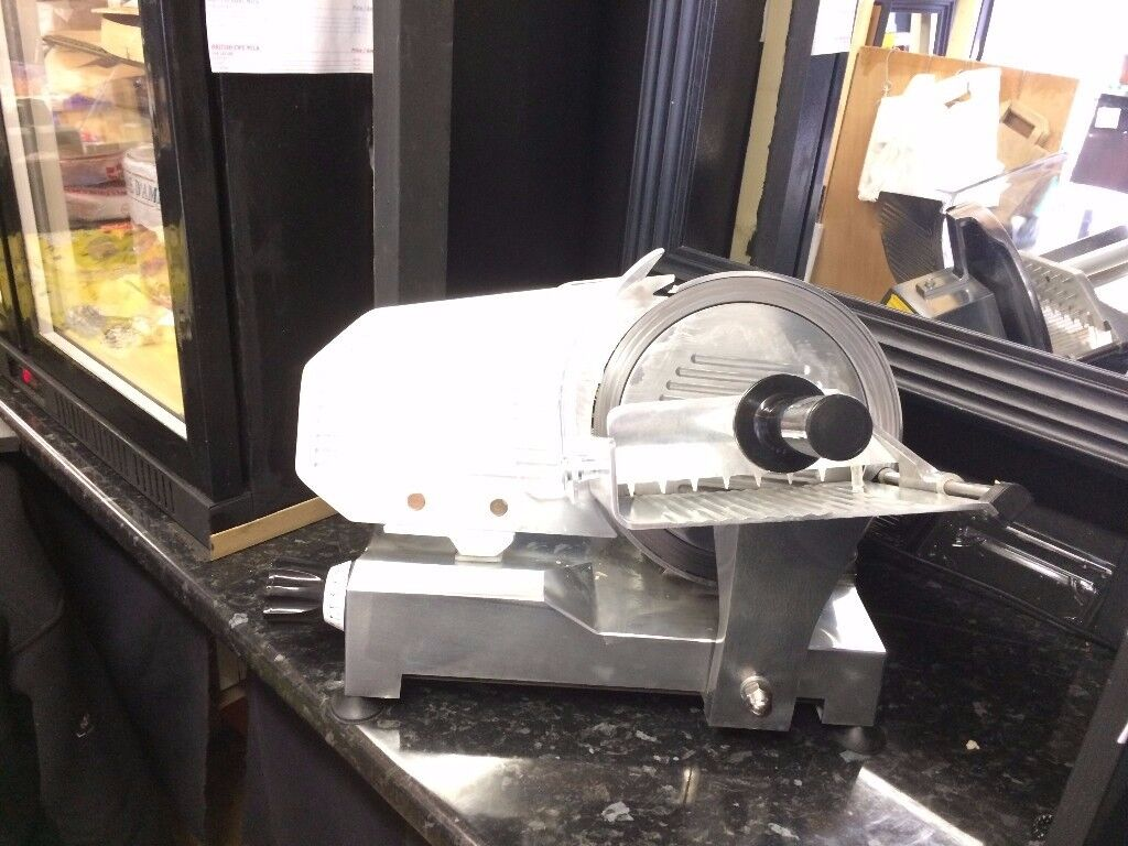 Electric ham slicer
