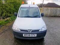 NO VAT. Vauxhall Combo 2000 CDTI , 2 Owners, 102,000 Miles,Full History, MOT 15/1/18,TEL-07477651115