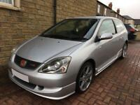 HONDA CIVIC TYPE R EP3 FACELIFT 2004