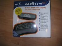 BT Easicom TV3, still in box and has never been used.