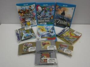 Cash Pawn Is Here! Nintendo Collections. We Sell Used Video Games & Consoles.