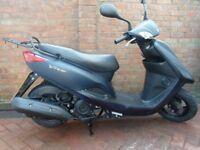 2016 Yamaha Vity 125cc Scooter
