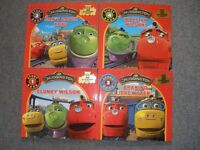 Children's Books: 6 x Chuggington Book
