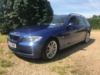 BMW 335d 3 Series Estate 3.0 FSH 12 Months MOT