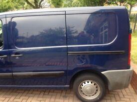 Fiat scudo brilliant van