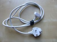 MacBook extension power cord