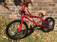 Mongoose Logo BMX stunt bike/ hardly used/ great condition