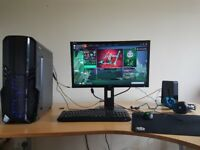 Acer XB240H Monitor (24 inch 1080P Full HD LED, 16:9, 1 ms, 144 Hz
